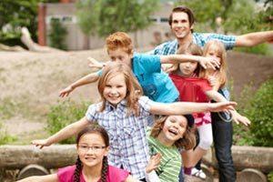 Jeux pour enfants et ados en petits groupes