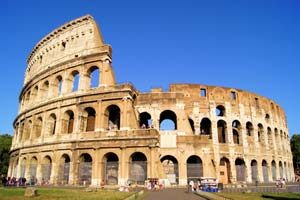 Voyage scolaire en Italie