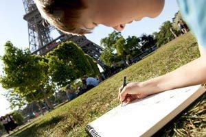 Voyage scolaire à Paris