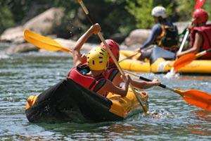 Encadrer des enfants ou ados en canoë kayak