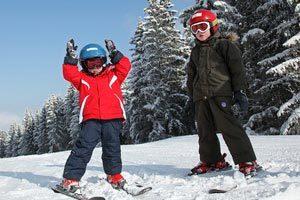Organiser en encadrer ski avec mineurs