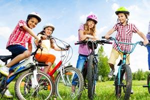 Organiser VTT enfants ados