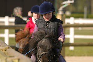 Equitation enfants ados