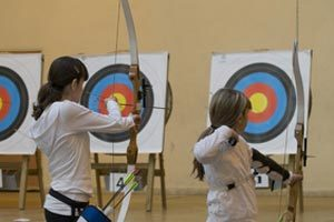 Encadrer tir à l'arc avec enfants ou ados
