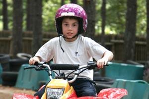 Moto quad karting encadrer mineurs