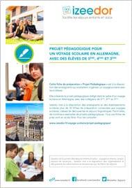 Voyage Allemagne collège