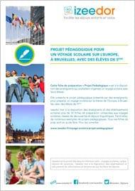 Voyage scolaire Bruxelles