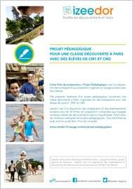 Classe découverte Paris