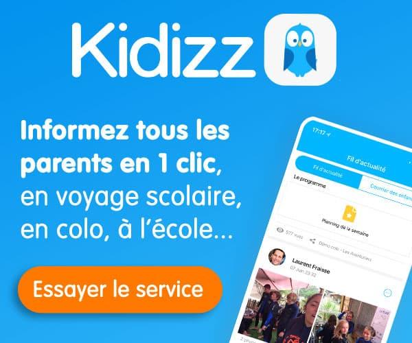 Offre Kidizz Izeedor